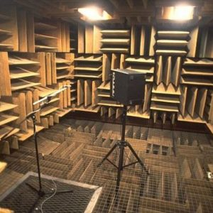 This Anechoic Room Is The 'World's Quietest Room'