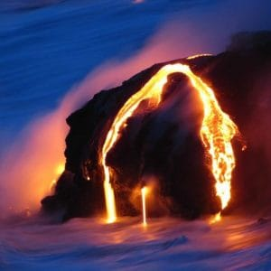 WATCH: Have A Blast Exploring The Volcanoes Of Lavaland, Hawaii!