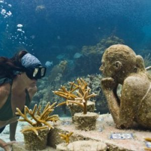 WATCH: These Underwater Museums Are Taking Art To Another Level!