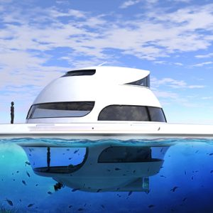 WATCH: Fancy Living In A UFO ?