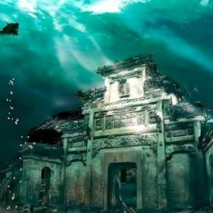 Dive into this ancient underwater city in China