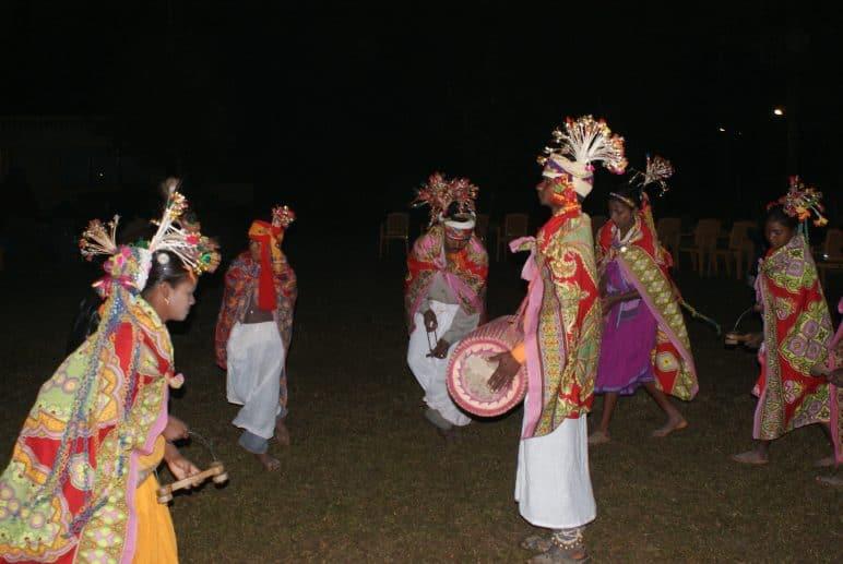 tribal dance kanha