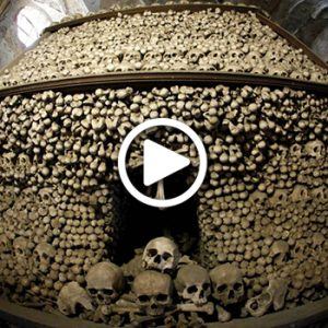 WATCH: The Bone-Chilling Artwork Of This Church Will Haunt You!