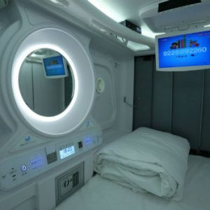 For all the 'smart travelers' out there, India gets its first pod hotel!