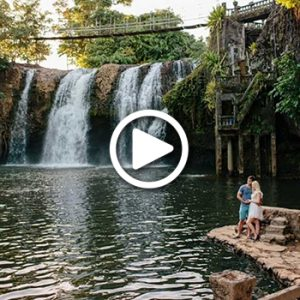 WATCH: Rediscover This Crumbling Castle In The Heart of A Tropical Rainforest!