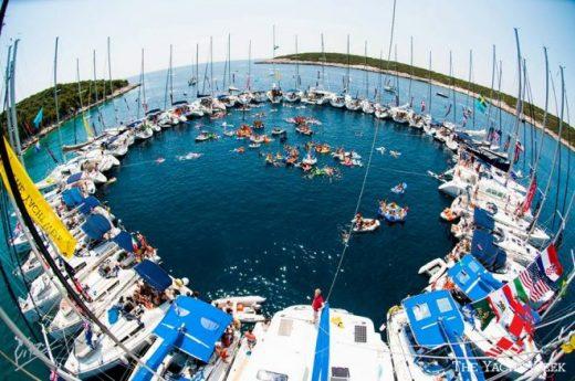Yacht party croatia