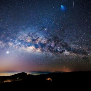 Top five places in the world where you can spot the Milky Way