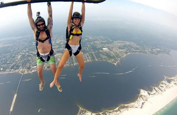 Learn Skydiving Trips To The South Of France