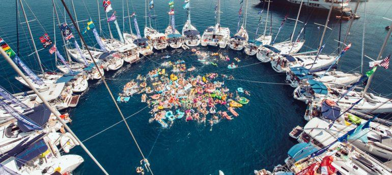 yacht week croatia 2017