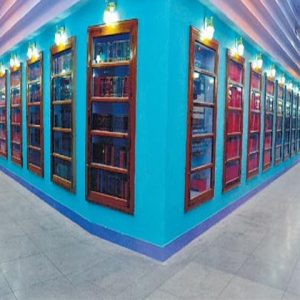 Did you know that Rajasthan has a giant library buried under the heaps of sand?