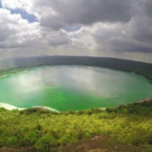 Lonar Crater: Hike Through The World's Second Largest Crater