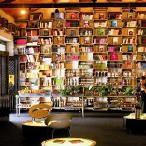 Bibliophiles! Your Heaven On Earth is Right Here, in Portugal at This Book Hotel.