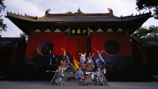 Learn Kung Fu in China from Shaolin Monks at the shaolin temple with gobeepbeep.com