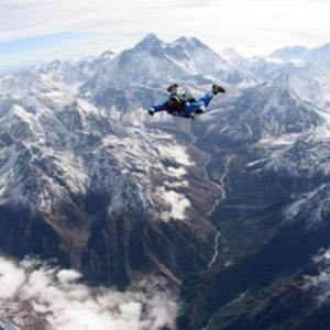 Nepal Skydiving trip is a unique travel experience | Pokhara Skydiving