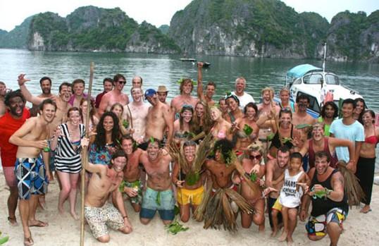 vietnam trip facebook cover