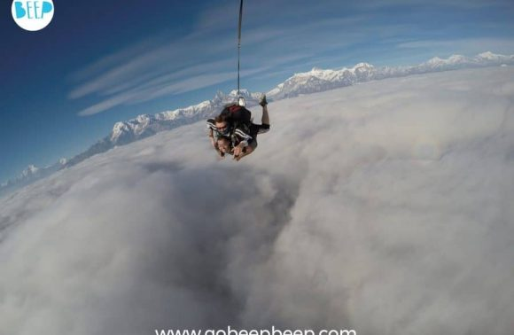 This Skydiving Event Near India Is Where You Want To Be This November
