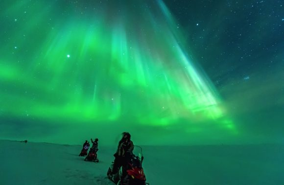 The Northern Lights Trip to Norway