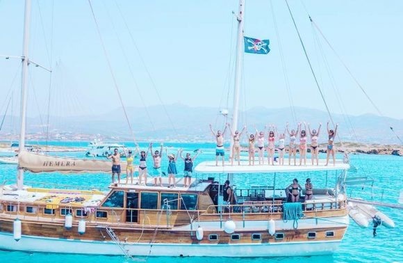Party & Sail The Greek Islands – Greece Cruise Trip